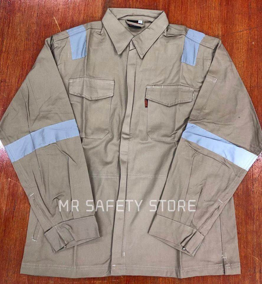 Tanker Exclusive with Reflector Jacket - M Size