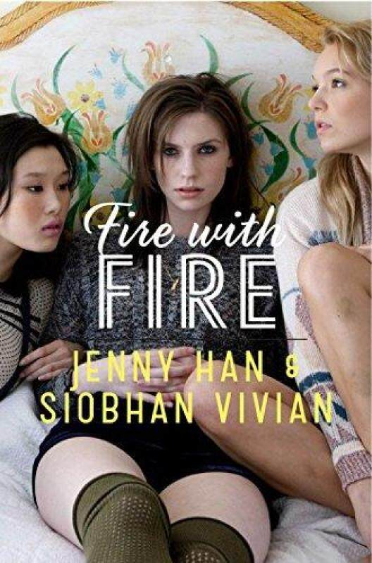 BORDERS Fire with Fire (Burn for Burn Book 2)  by Jenny Han  (Author), Siobhan Vivian  (Author) Malaysia