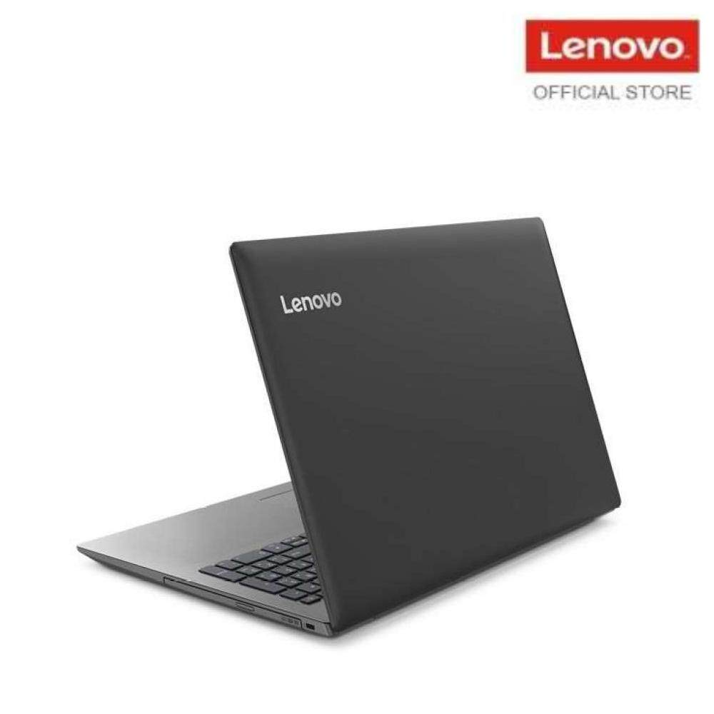 Lenovo Ideapad 330-15IKBR 81DE01Y8MJ / 81DE01YAMJ 15.6 Laptop Onxy Black (i3-8130U, 4GB, 1TB, MX150 2GB, W10)- FREE Backpack + Redeem Shopping Voucher Malaysia