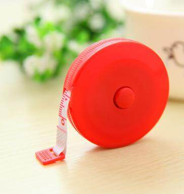 Mini small tape measure (Random colors)