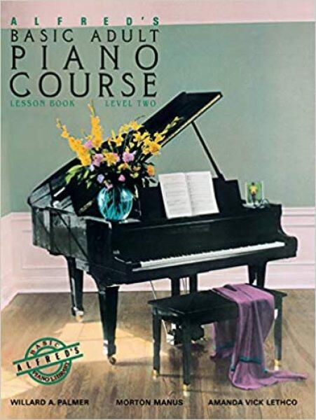 Alfreds Basic Adult Piano Course Lesson Book 2 Piano Music Book Malaysia