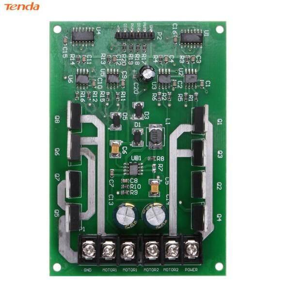 Bảng giá Bảng Mô-đun Điều Khiển Động Cơ Kép, MOSFET DC H-bridge IRF3205 3-36V 10A Peak30A Phong Vũ