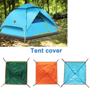 3 Pack Outdoor Camping Tent Top Cap Rainproof Vent Cover Top Canopy Tent Accessories thumbnail
