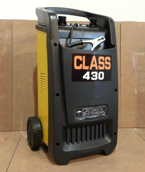 CLASS-430 Battery Charger & Jumper ID779487