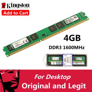 , PC3-10600 4G 4GB RAM Giá Trị DDR3 1600MHz Cho Máy Tính Để Bàn Bộ Nhớ RAM thumbnail