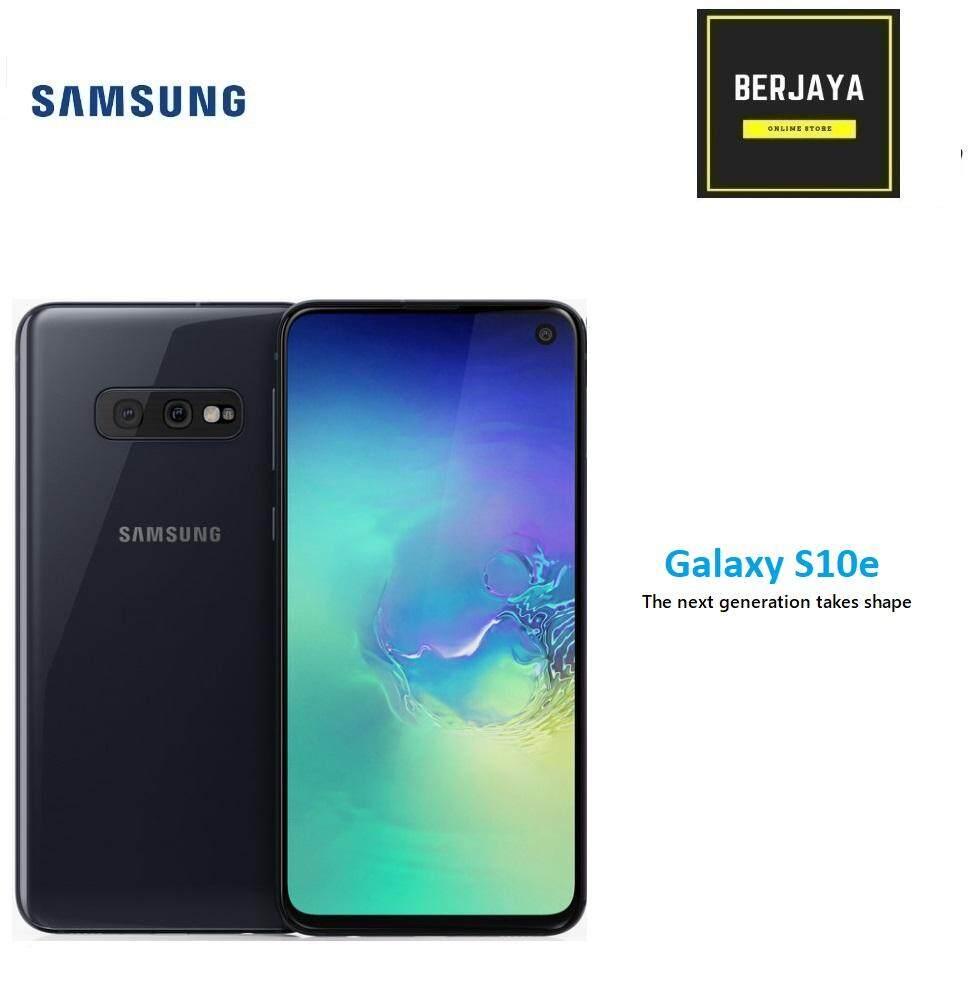 Samsung Galaxy S10e G970 (6GB+128GB ROM) Original Samsung Malaysia Set With 1 Year Warranty!