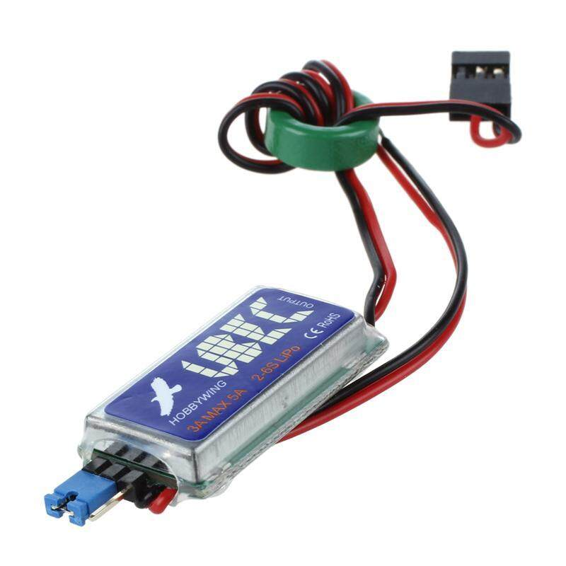 Bảng giá Hobbywing 3A UBEC w/ RF Noise Reduction RC Output BEC Switch Mode For Lipo Phong Vũ