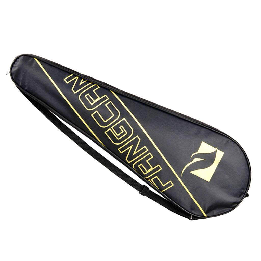 Flameer Waterproof Cover Bag Badminton Racquet Racket Cover Bag With Sling Strap By Flameer.