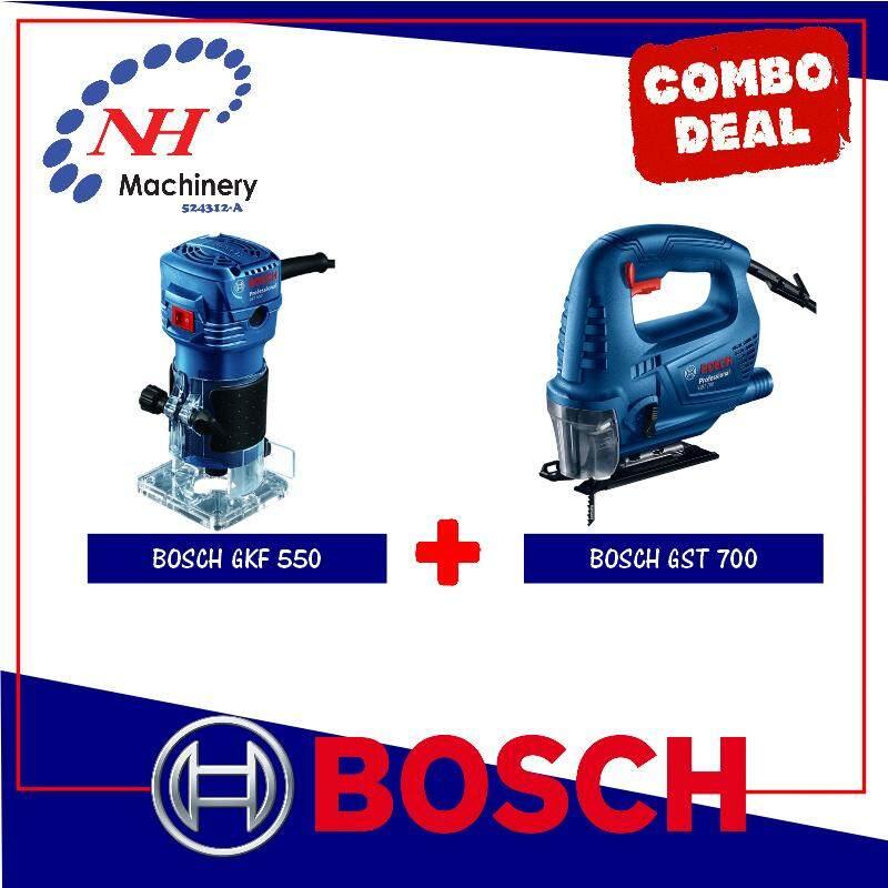Bosch Combo GST 700 + GKF 550