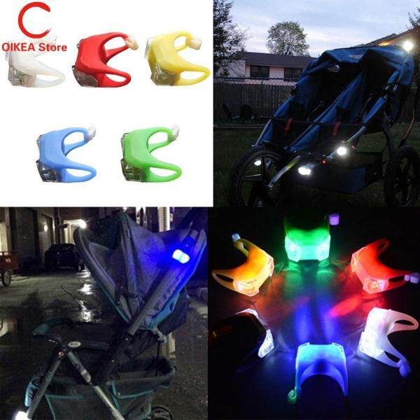 OIKEA Outdoor Night Stroller Remind Lights Caution Lamp Baby Singapore