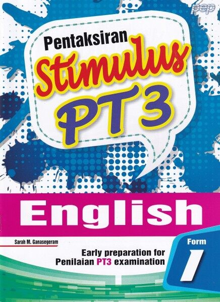 Pentaksiran Stimulus PT3 English Form 1 Malaysia