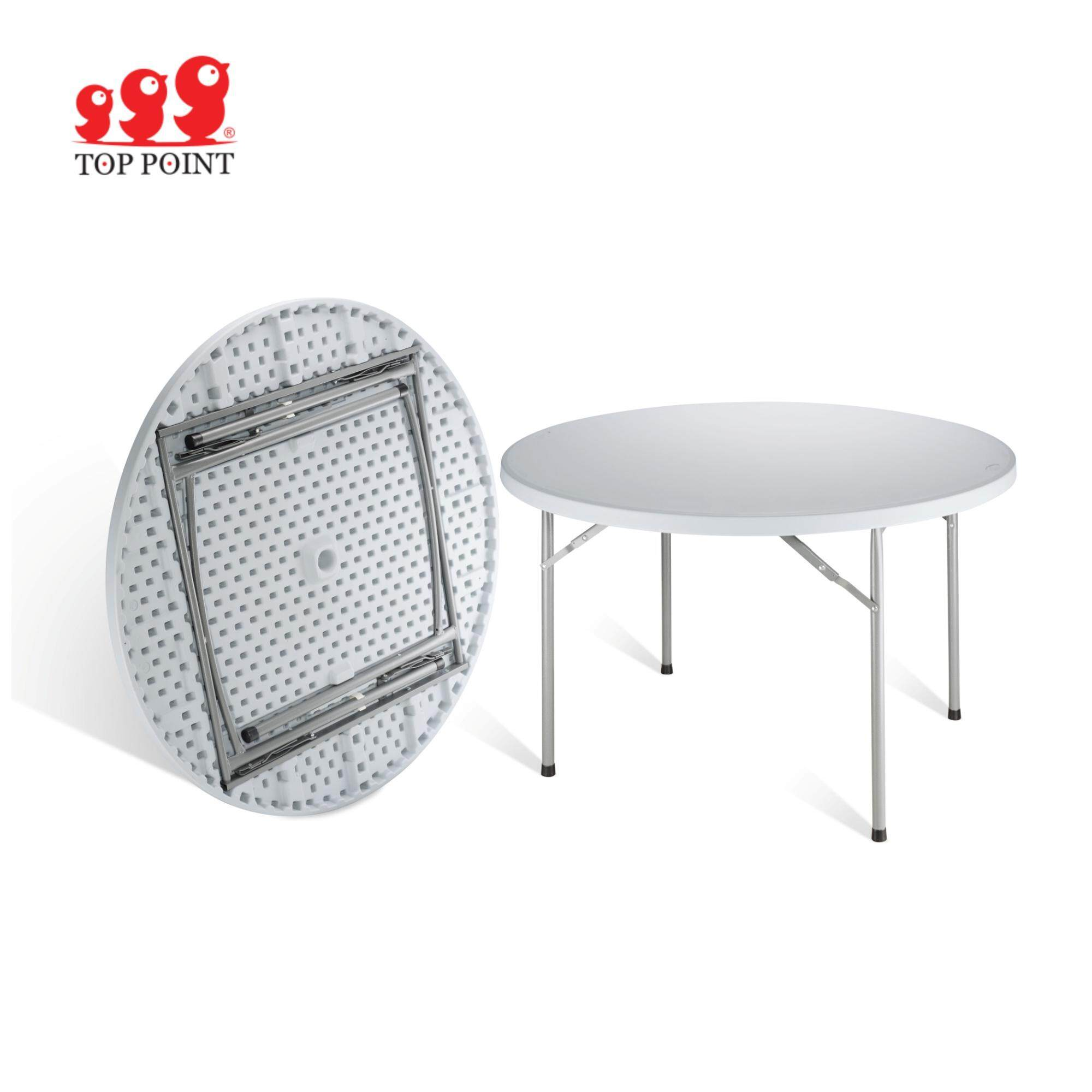 Top Point Round Table / Banquet Table / Restaurant Table / Dining Table / Meeting Table