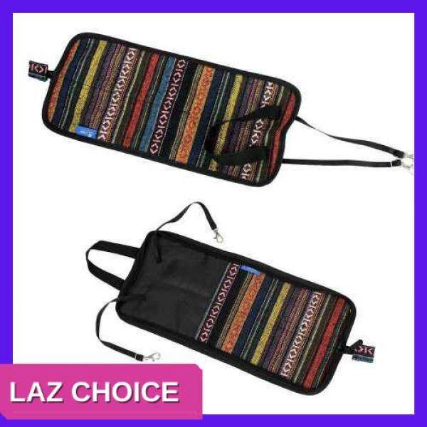 LAZ CHOICE Special National Style Drum Stick Drumsticks Mallet Bag Case Cotton Material With 4 Pairs 5A Nylon Drumsticks Malaysia