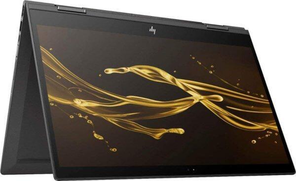 HP Envy X360, 15.6 FHD IPS Touchscreen, 2019 Flagship 2 in 1 Laptop, AMD Quad-Core Ryzen 5 2500U(i7-7500U), 8GB DDR4, 256GB PCle SSD, AMD Radeon Vega 8 802.11ac Backlit Keyboard Windows Ink Win 10 Malaysia