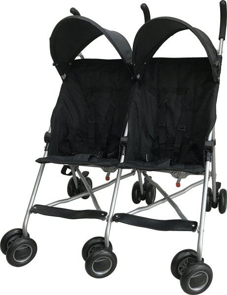 Endo COOL KIDS CK buggy twin black buggy aluminum lightweight twins for Twins Singapore