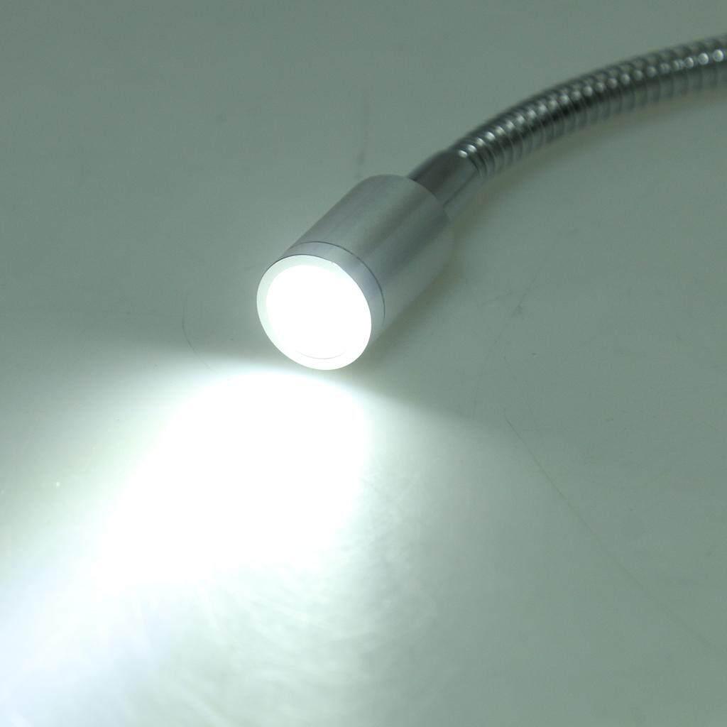 12V 1W LED Spot Reading Light Switch Camper Caravan Boat Motorhome Light