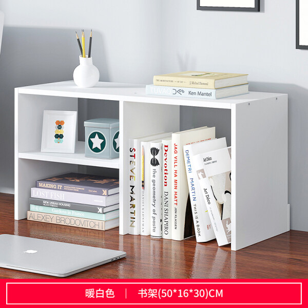 Desktop Storage Shelf Table Storage Rack Household Simple Bookcase Small Shelf Simple Students Bookcase Induction Frame