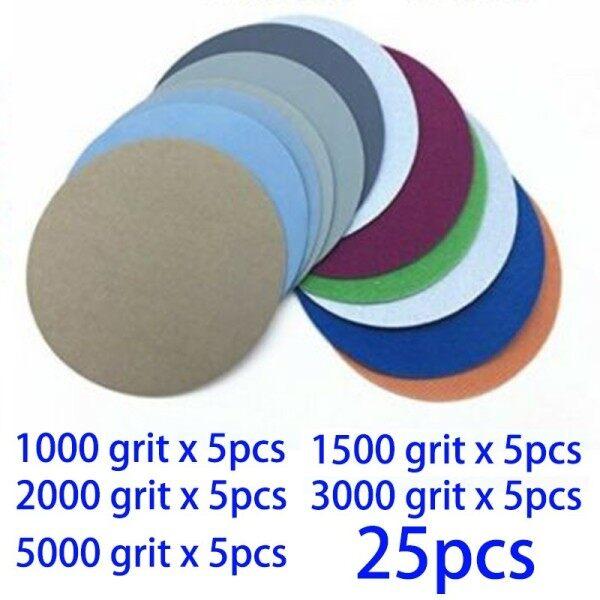Attachment Sandpaper Sand Paper Polish Tools 1000 1500 2000 3000 5000 Grit