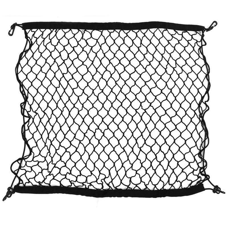 Bảng giá Elastic Storage Trunk Black Nylon Luggage Holder Net 100cm x 100cm