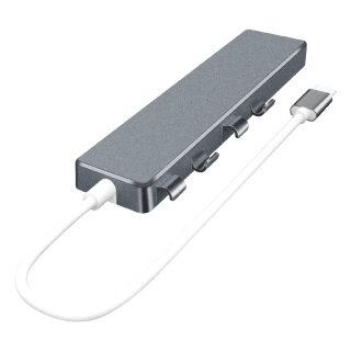 Canmove Hub Chia Cáp Mini Trạm Nối USB-C Bền Nhẹ Truyền Nhanh Cho Cáp USB thumbnail