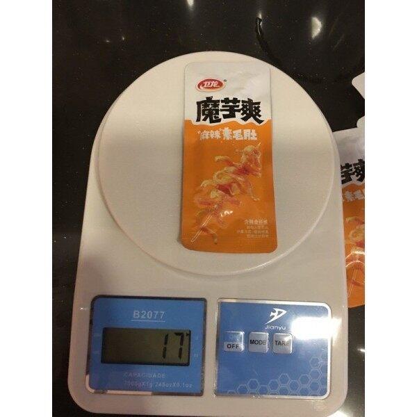 ONLINEKU.OS【魔芋爽】卫龙 香辣麻辣酸辣网红零食小吃辣条 风吃海带 Weilong spicy snacks Konjac shuang