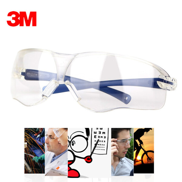 3M 10434 Protective Safety Glasses Goggles Impact Resistance Lens Eyewear Anti-fog Scratch Resistance UV Protection Polycarbonate Goggles