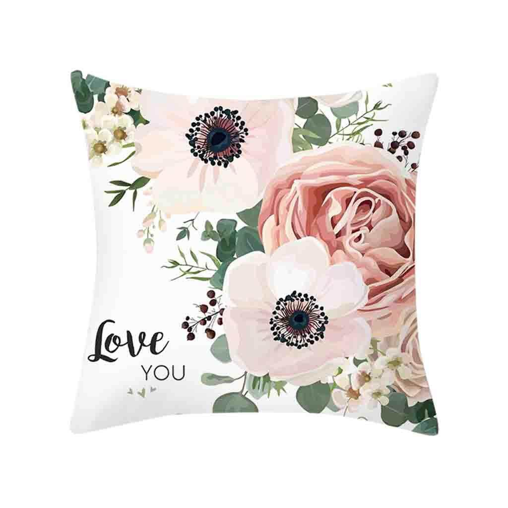 Electronic Components & Supplies Home Decor Lovely Fruit Lemon Watermelon Home Decorative Cushion Covers For Sofa Throw Pillow Case Bed Decor Cushion Cover Sales Of Quality Assurance