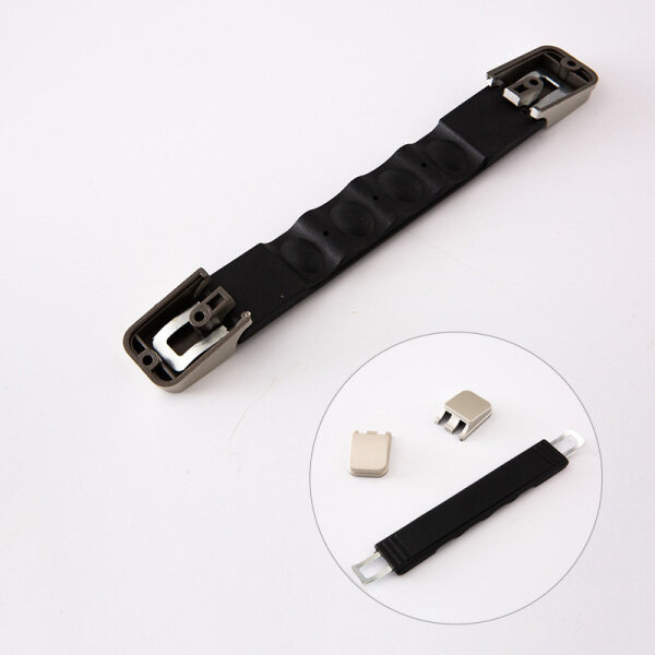 pzcf Plastic Soft Spare Strap Handle Suitcase Luggage Flexible Pockage Strap Bag Accessories Travel Grip Replacement