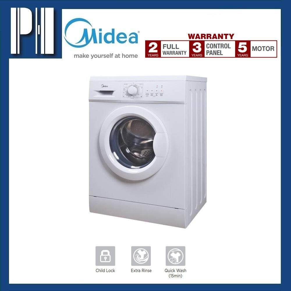 MIDEA MFL70-E1202E 7 0kg Quick Wash Front Loading Washer