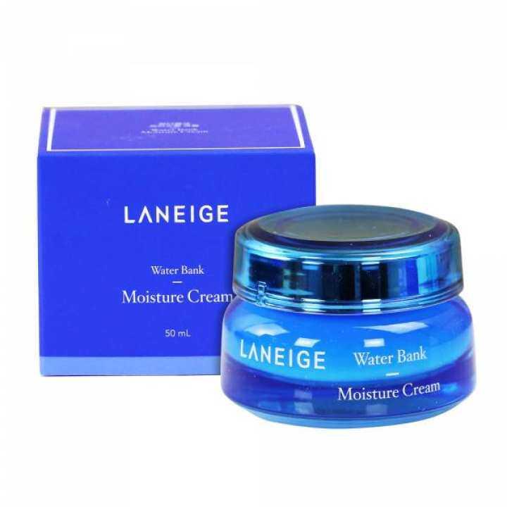 laneige moisture_Laneige Water Bank Moisture Cream (50ml)   Lazada