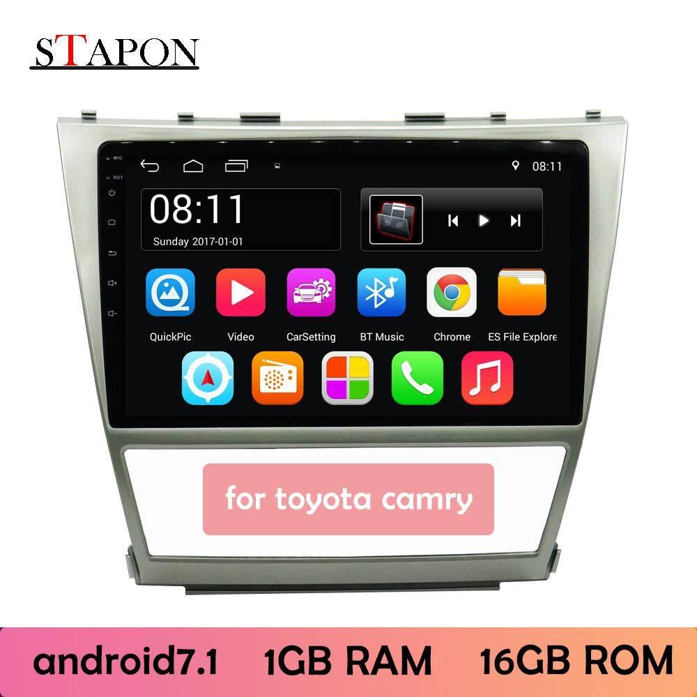 Stapon 10 Inch For2006-2011camry Android7.1 Unit Sandaran Kepala Pasang Dan Pakai Dengan Wifi Bluetooth Gps Roda Kemudi Kontrol Belakang 100a By Stapon Electronic Store.