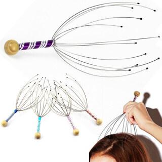 Orio 1 3Pcs Cơ Thể Massager Thiết Bị Cổ Da Đầu Bạch Tuộc Giảm Đau Căng Thẳng Phát Hành Massage Thư Giãn Móng Vuốt Kim Loại Massager Căng Thẳng Phát Hành Thư Giãn Công Cụ Màu Sắc Ngẫu Nhiên thumbnail