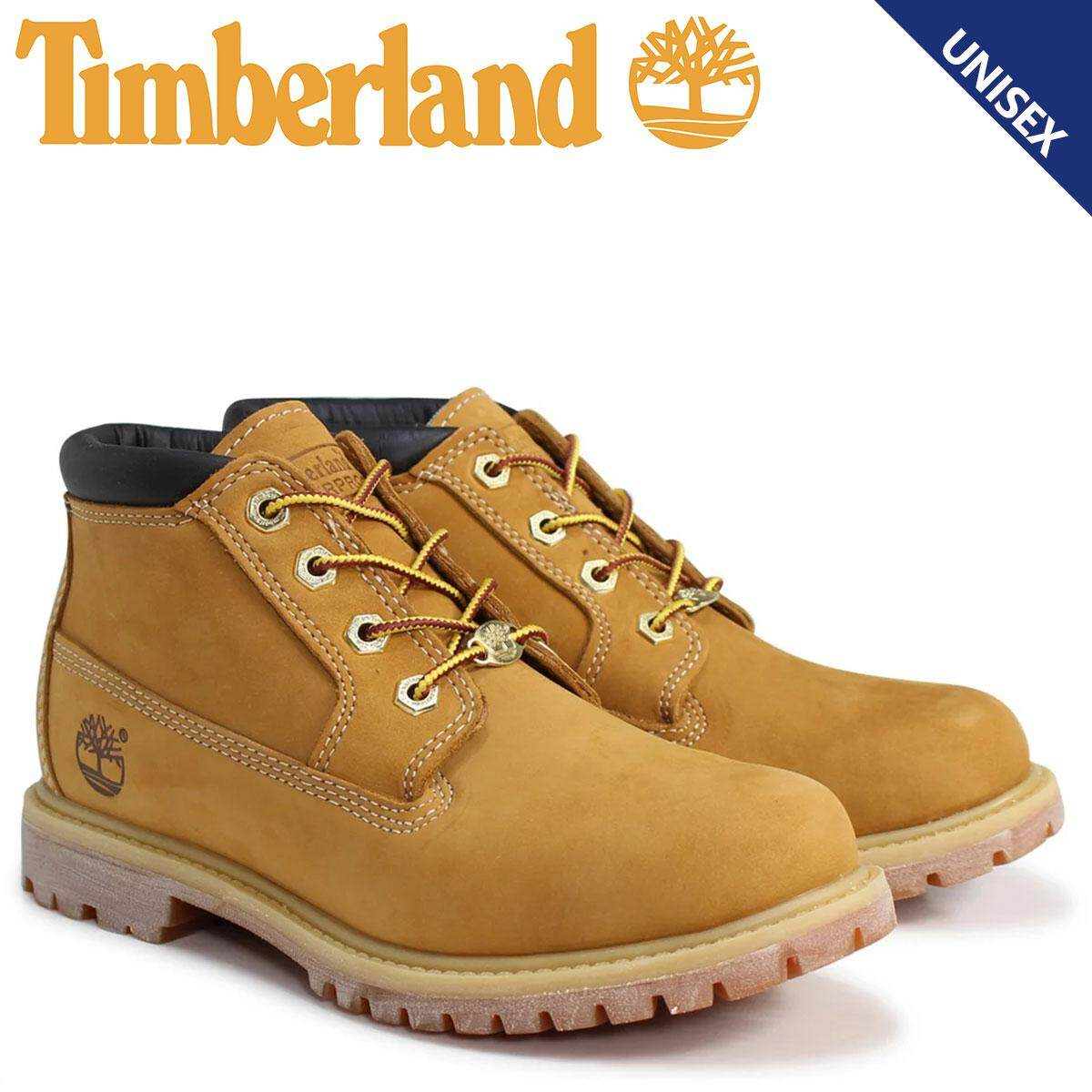 Sepatu Boot Timberland Nellie Lightweight Double Waterploof Boots 23399 W  Lebar Nelly Double Pria Gandum 0379f073e3
