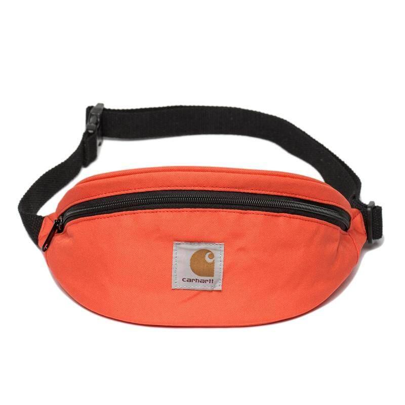 306798a6b16f Carhartt Men Women Fashion Waist Bag Splashproof Sling Bag Casual Travel  Crossbody Bag