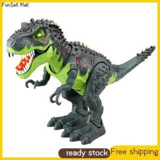 Đồ Chơi Khủng Long Đi Bộ Khủng Long Tyrannosaurus Đồ Chơi Trẻ Em, Mô Hình Đồ Chơi Hành Động Khủng Long Thực Tế, Đi Bộ Di Chuyển Gầm thumbnail