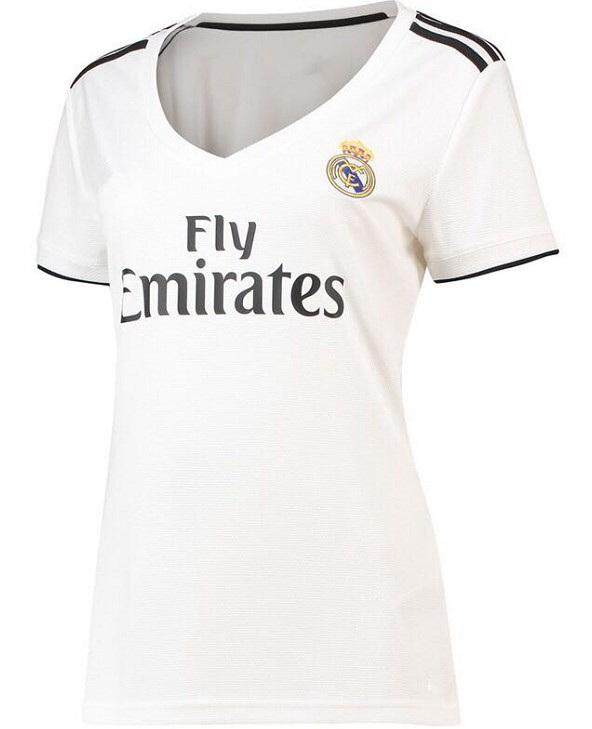 Top Quality Women Real Madrid Home and Away and 3rd Football Jersey Soccer  Jersi training Shirt 0037177d5