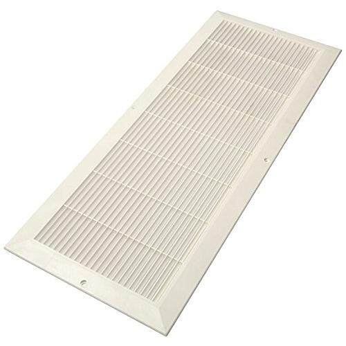 Decor Grates Pl824-Wh 8-Inch By 24-Inch Cold Air Return, White By Cross  Border