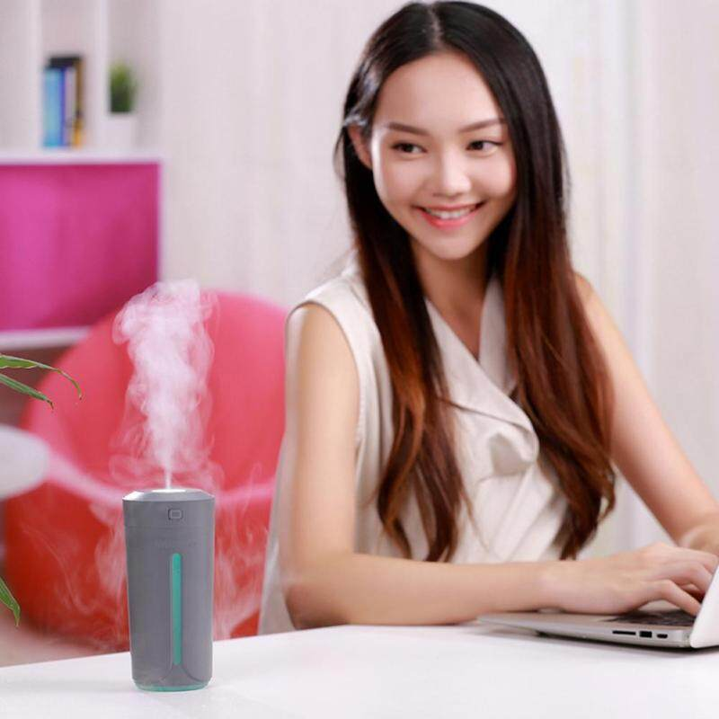 230ML Ultrasonic Light Cup Aroma Humidifier Air Diffuser Purifier Singapore