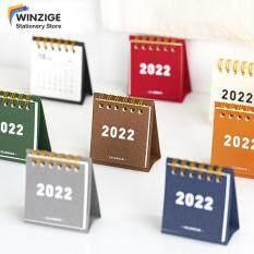 Lịch Mini Winzige 2022, Lịch Để Bàn, Lịch Lập Kế Hoạch 2022 Văn Phòng Phẩm Cho Học Sinh Văn Phòng