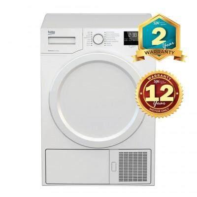 Beko Dryer Machine DPS7405XW3 (7kg) Heat Pump Dryer Machine