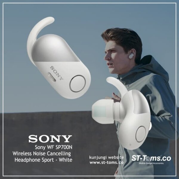Sony WF-SP700N Wireless Bluetooth In-Ear Headphones Earphone Ambient Sound Mode Singapore