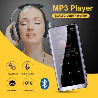 ที่ดีที่สุดขายบลูทูธ MP3 MINI MP4 Lossless เพลง HIFI MP5 Walkman mp6 Player