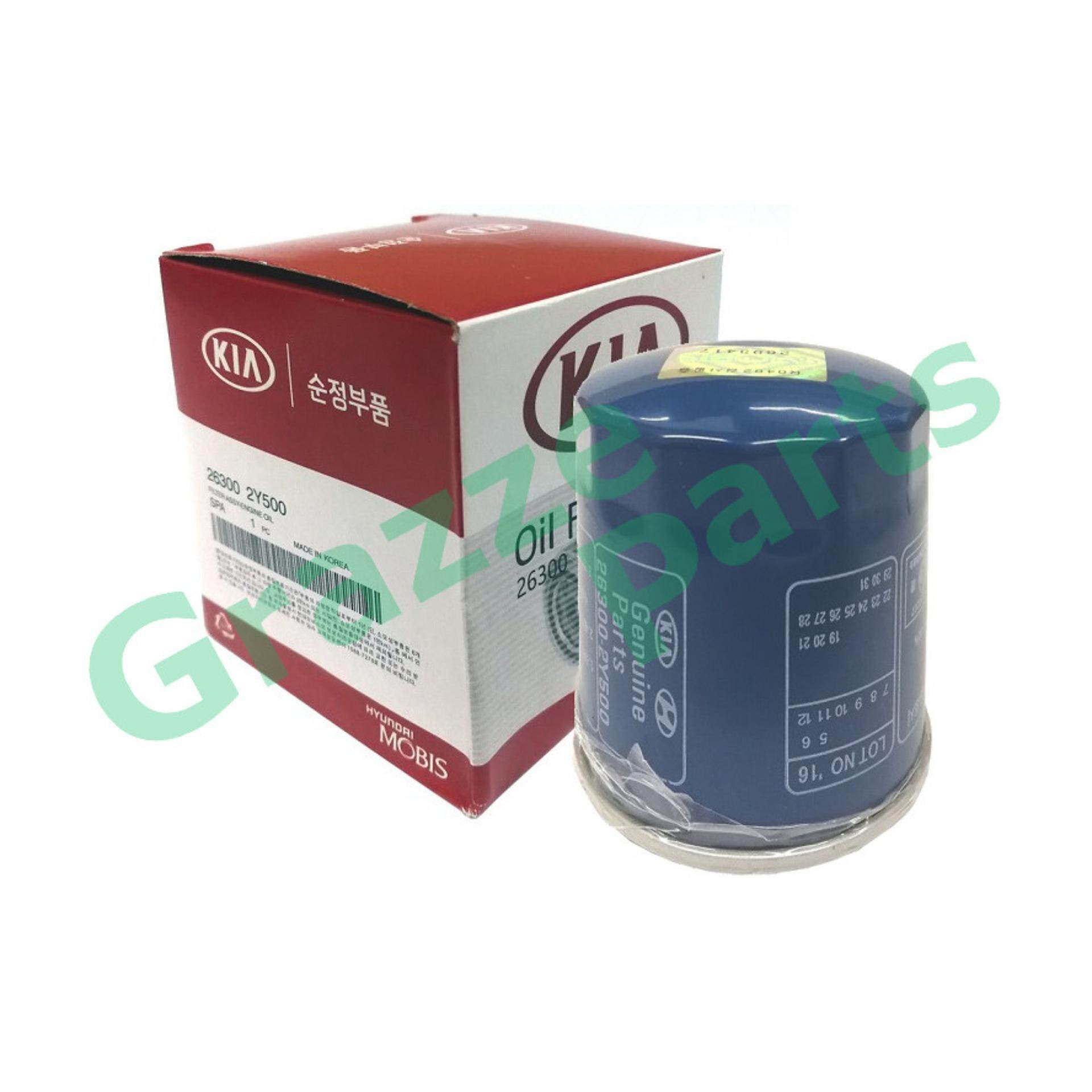 Hyundai And Kia Oil Filter 26300-2Y500 for Most Models