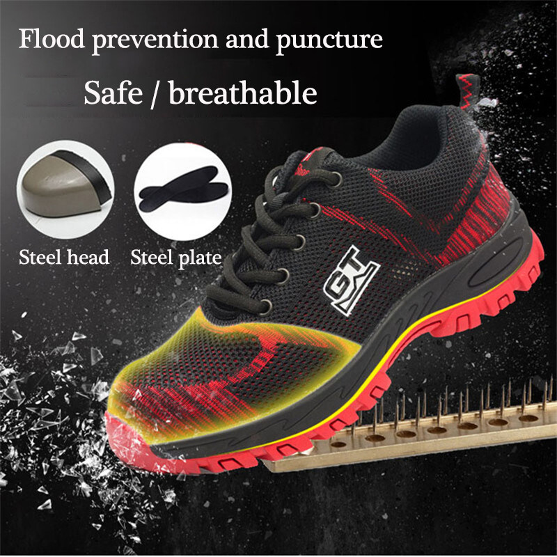 Safety Shoes for Men Safety Protective