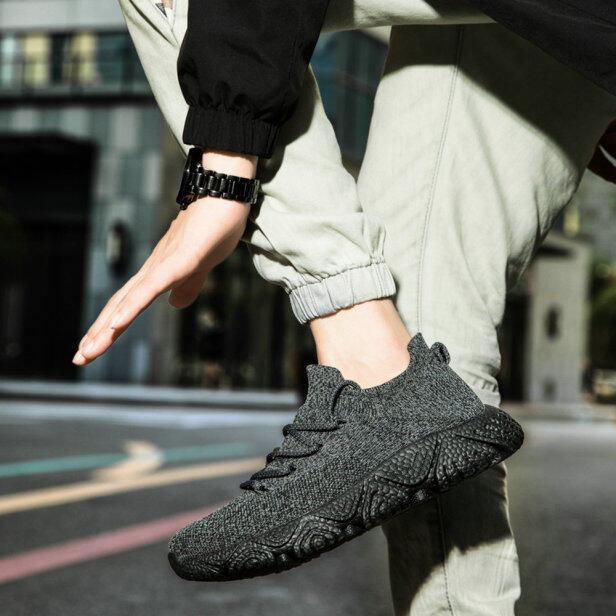 Giày Nam Giày Thể Thao Thoáng Khí Thoải Mái Thời Trang Tiện Dụng AIRAVATA giá rẻ