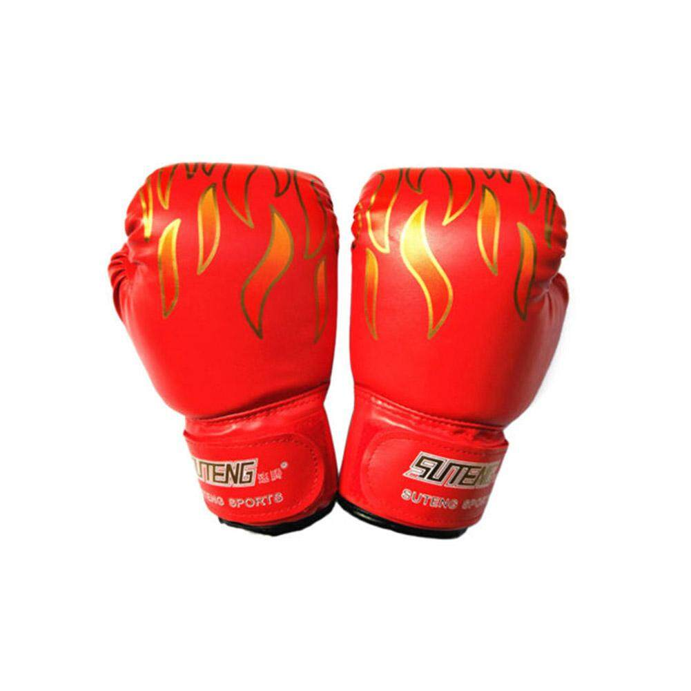 6a03a83e499 Net Core Boxing Gloves Sponge Inner Bladder Breathable Combat Boxing Gloves