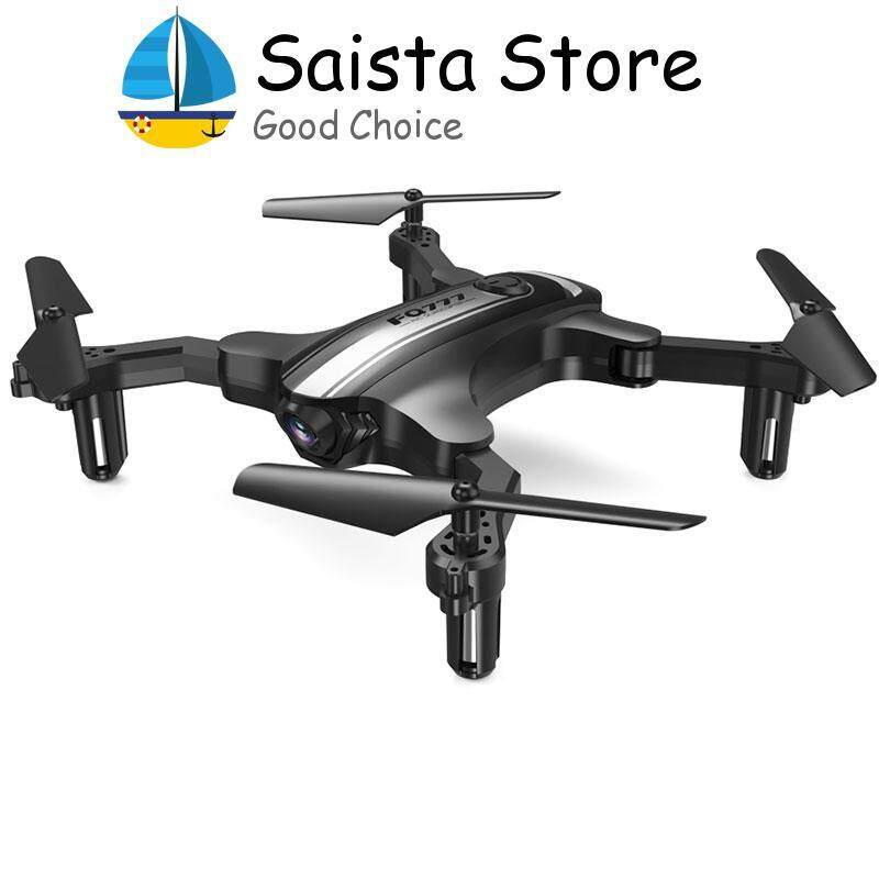 Saista store Aircraft Drone Durable 360p 2.4GHz One Key Take Off APP Remote for RQ777