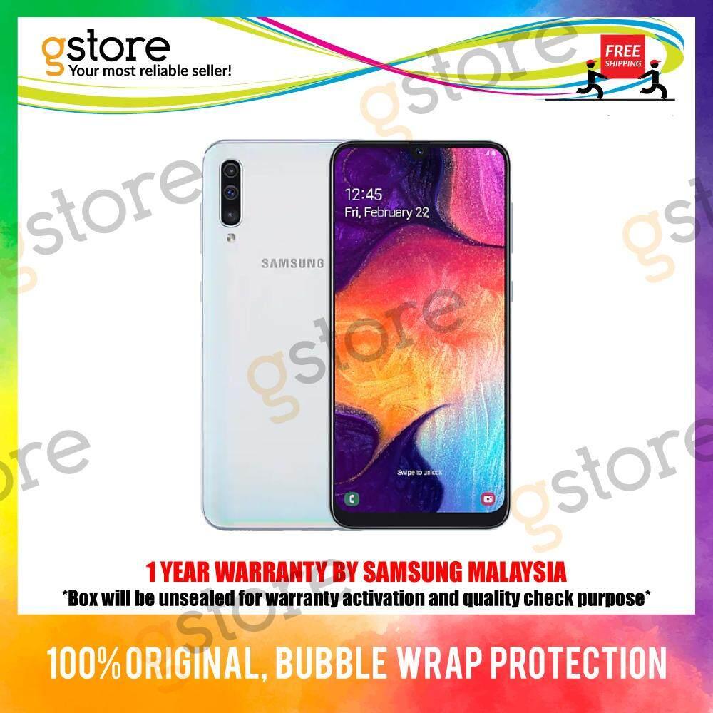 Samsung Galaxy A50 [128GB ROM/6GB RAM] 1 Year Warranty by Samsung Malaysia