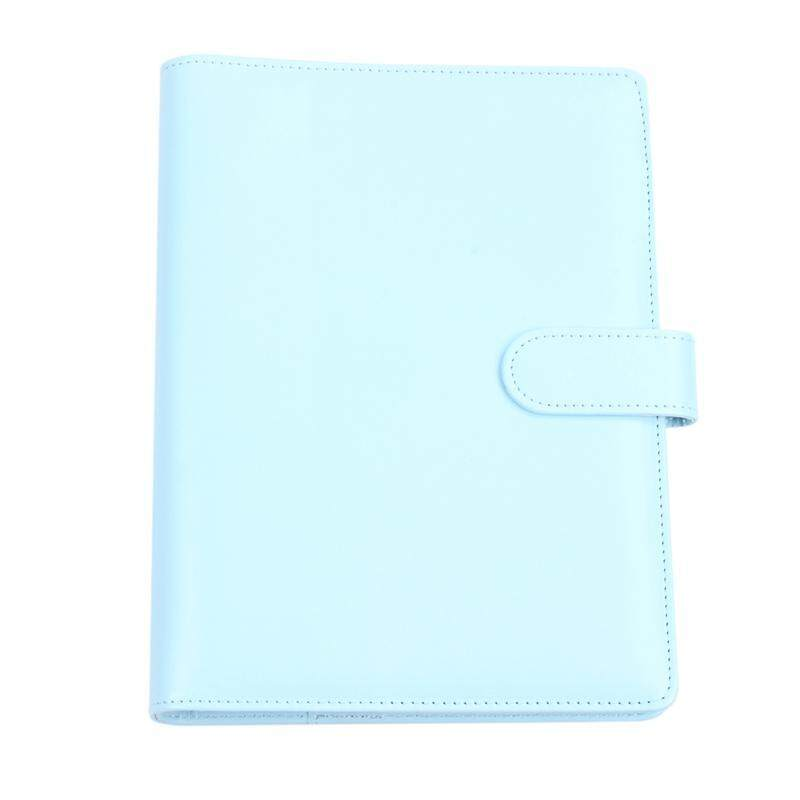 Mua A5 Weekly Monthly Planner Diary Classic Loose-Leaf-Ring-Binder Notebook Cover, Blue