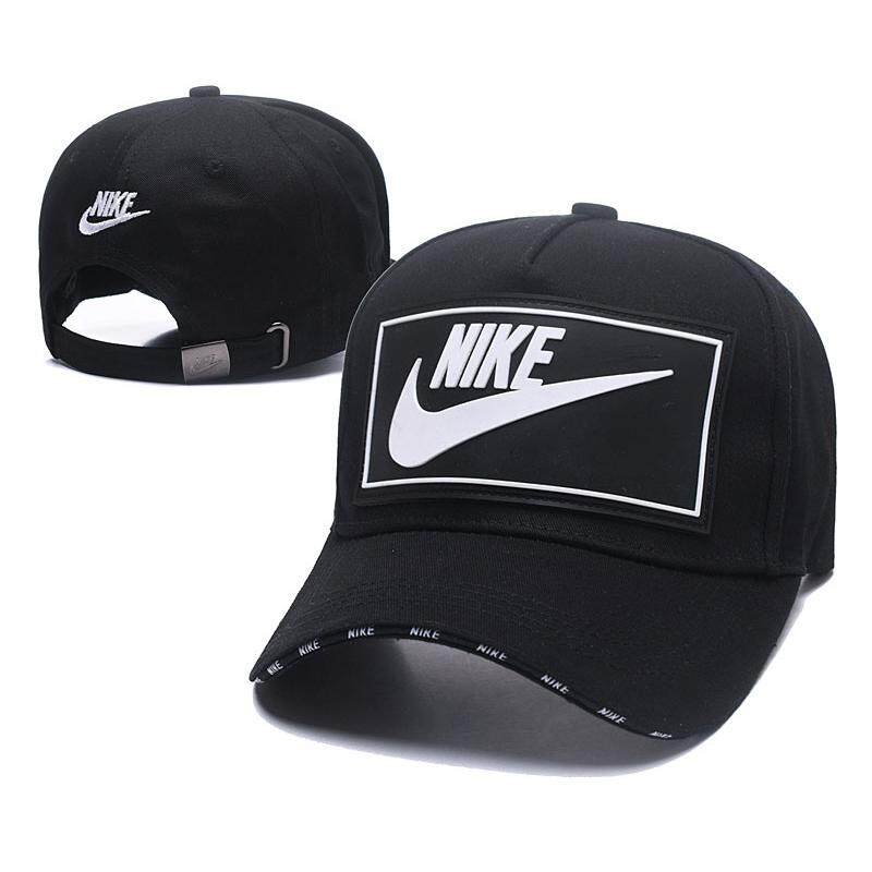 d9c7a975e2a High Quality Nike Baseball Cap 100% Cotton Snapback Fashion Sports Hats For  Men   Women